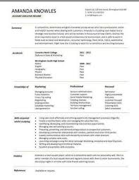 Libreoffice Resume Template New Libreoffice Resume Templates Pinterest Sample Resume Resume