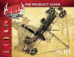2011 Pse Carbon Force Arrows