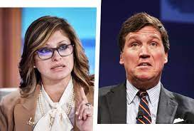 Fox News host questions Tucker Carlson ...