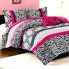 zebra set zebra bedding sets twin comforter set pink zebra photo 1 zebra print crib bedding
