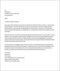 Sample Recommendation Letter For Student From Employer Sample Recommendation Letter For College Admission From