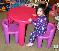 tikes table and chairs little table and chair set little 7 little table and chairs set