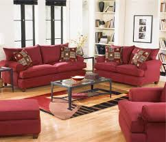 Maroon Living Room Furniture Red Home Decor Ideas Living Room