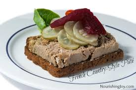 Three Pâtés To Satisfy Every Palate  Nourishing JoyCountry Style Pate