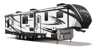 2017 kz rv venom v4114tk fifth wheel toy hauler exterior