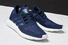 Adidas Swift Run Light Blue Shoes Adidas Swift Run Collegiate Navy Collegiate Navy Ftw White