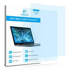 Blue Light Blocker For Macbook Pro 2 Pack For Macbook Pro 15 Inch Model Number A1707 Filter Out
