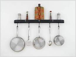 Kitchen Pot Rack Kitchen Lighted Pot Rack Hang Pots And Pans Pots And Pans