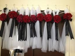 aisle chairs decor diy church pew decor church diy wedding