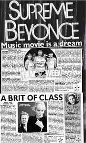 Music movie is a dream - PressReader