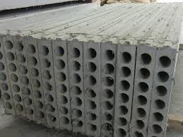 hollow core fibers mgo prefab insulated wall panels precast concrete wall panel