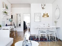 classy home furniture. Bright And White Dining Room | 15 Classy Home Decor Ideas For Furniture E