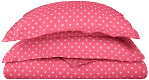 com superior polka dot duvet cover set 600 thread count cotton blend bedding sets soft and wrinkle resistant duvet cover with matching pillow