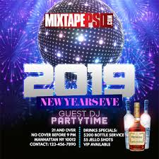 new year s template flyer template new years 3