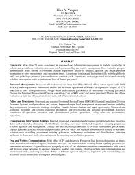 How To Write A Federal Government Resume Federal Government Resume Writing Krida 22