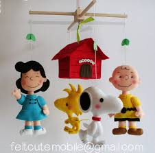 one felt peanuts craft doll handmade girl doll decoration snoopy charlie brown baby mobiles hanging crib bedding tree xmas bb decor 2 hechos