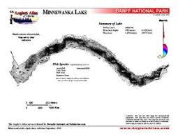Minnewanka Lake Alberta Anglers Atlas