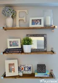 Ikea Shelves Turned Rustic In A Few Simple Steps!