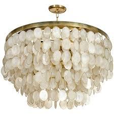 west elm capiz chandelier 43 best capiz shell s images on chandeliers
