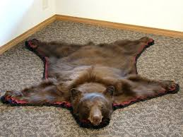bear skin rug real bear skin rug bear skin rug for nursery