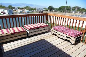 outdoor deck furniture ideas pallet home. Outdoor Deck Decor The Useful Of Pallet Furniture Ideas Decors Decorating Your Small Home