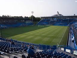Saputo Stadium Section 129 Seat Views Seatgeek