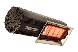 hanging patio heater. The Habanero Model M20 Hanging Patio Heater, Black Heater