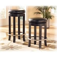 D371 124 Ashley Furniture 24 Inch Upholstered Swivel Bar Stool