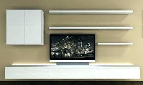tv floating shelf ikea for wall mount