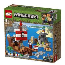 Lego Minecraft 21152 Avontuur Op Het Coppens Warenhuis