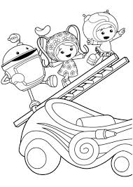 Small Picture Printable team umizoomi coloring pages for kids ColoringStar