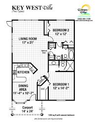 residential living floor plans