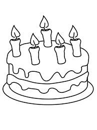 Drawing Cake Sketch Picture 1350958 Drawing Cake Sketch