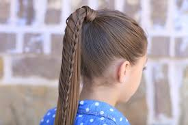 Lace Hair Style lace braided ponytail and updo cute hairstyles cute girls 3587 by wearticles.com