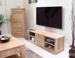 picture mobel oak. Mobel Oak Mounted Widescreen Television Cabinet With Back Bracket Picture B