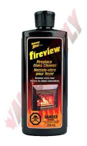 Fireplace Doors Guide How To Clean Fireplace Glass DoorsFireplace Glass Cleaner