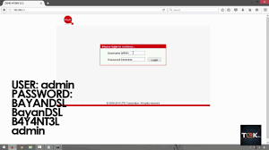 After typing your username and password, press enter. How To Setup Wifi And Password On Zte Zxhn H108n V2 5 Modem Router Youtube