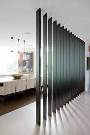 office partition design ideas. interior partitions room zoning design ideas black wooden wallheight blinds office partition l