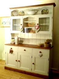 Large country style Welsh dresser given a Shabby Chic makeover,rubbed down  and.painted