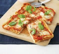 Very Simple Margherita Pizza Recipe Bbc Good Food