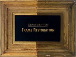 picture frame restoration conservation oliver brothers boston mass