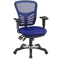 comfortable office furniture. Frys Blue Mesh Back Adjustable Swivel Ergonomic Office Chairs For Comfortable Design Furniture