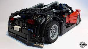 Bit.ly/2r86eay a step by step tutorial how to build bugatti veyron with lego. Lego Technic Creations By Fosapifi Bugatti Veyron 16 4 Moc