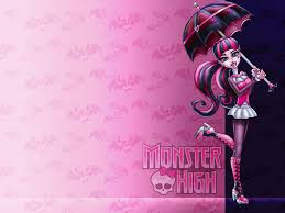 1024x768 monster high draculaura desktop puter wallpaper by ashleykat on 1920x1200 monster high