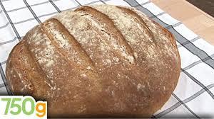 recette du pain maison 750g