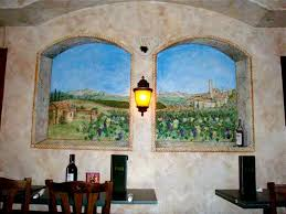 winery mural winery mural ina s restaurant garden grove ca note faux finished walls