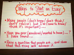 best ela w inform explain images  writing ways to start an essay