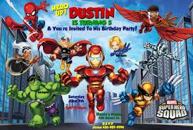 superheroes birthday party invitations princess superhero birthday party invitations alanarasbach com