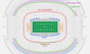 Dallas Cowboys Seating Chart 76 Exhaustive Seating Chart For Arrowhead Stadium