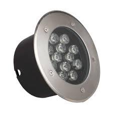Đèn LED Âm Đất Tròn 12W IP65 ngoài trời TL-ERS12
